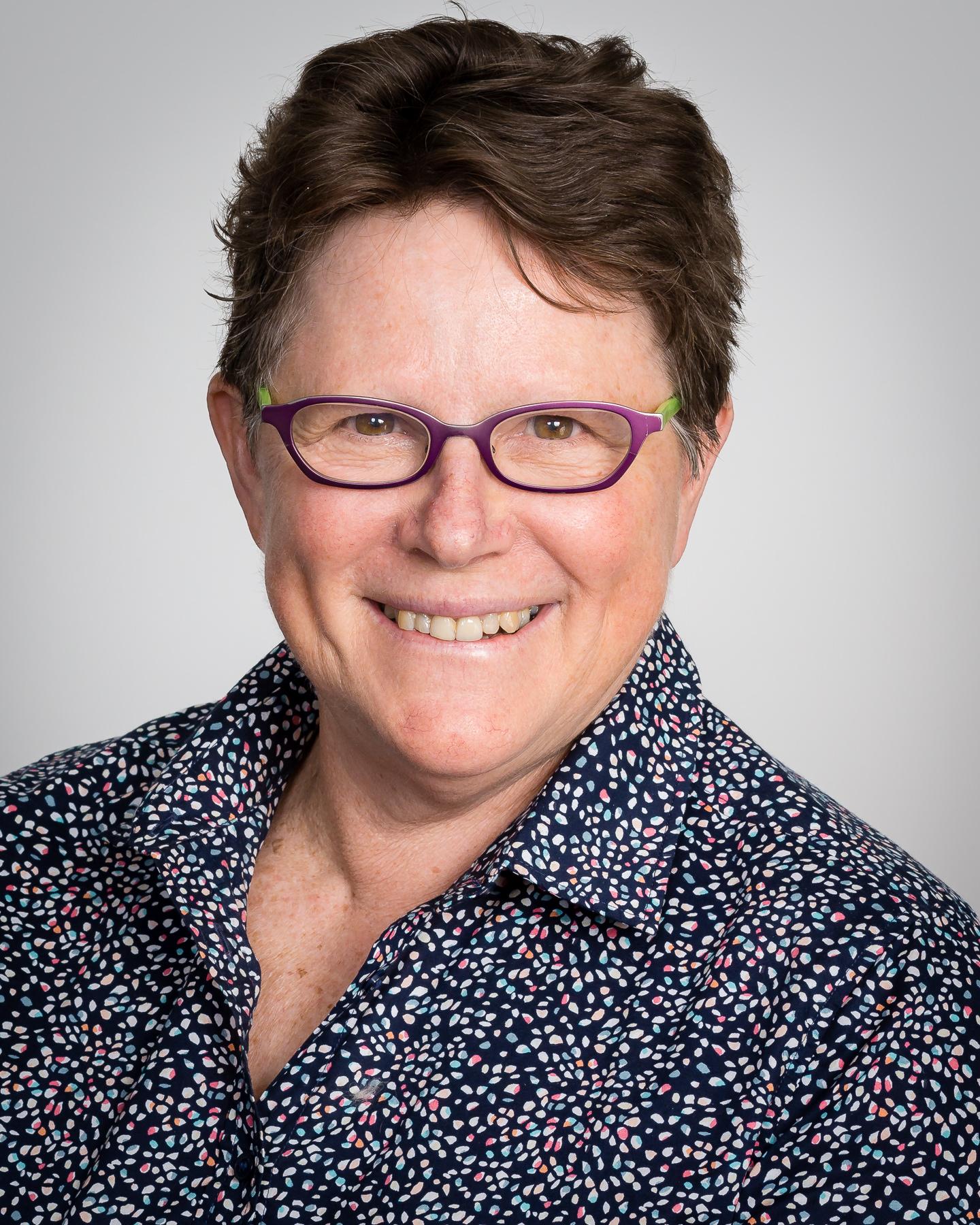 photo of Ann Kinnear