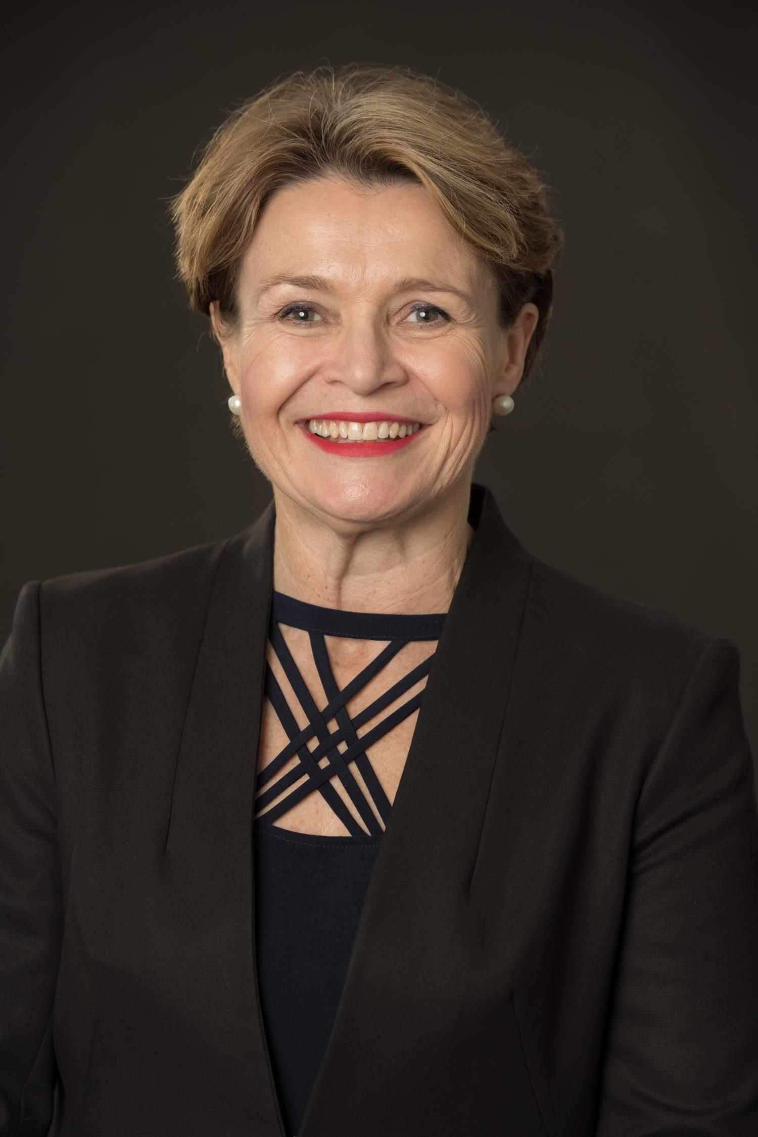 Photo of Professor Joanne Gray