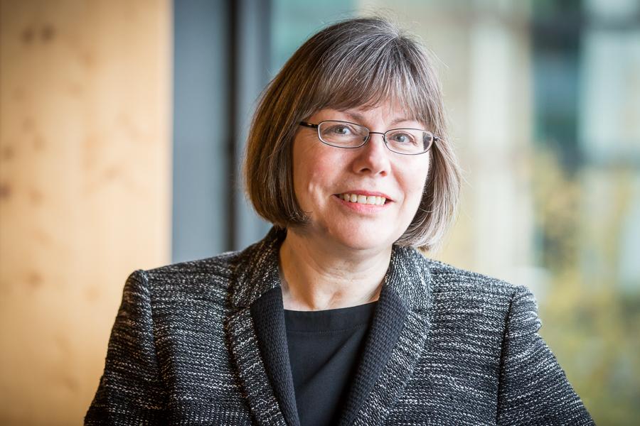 photo of Sue McKerracher